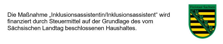 Inklusionsassistent Sächsischer Landtag